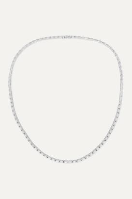 Anita Ko 18-karat White Gold Diamond Necklace - one size