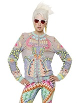 Manish Arora Sequined Chiffon Jacket