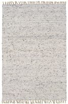 Linon Verginia Berber Natural/ Black Area Rug (5'3 x 7'6)