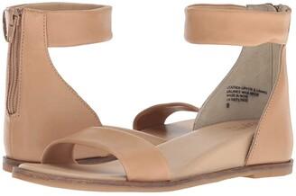 Seychelles Lofty (Black Leather) Women's Sandals