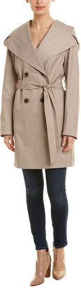 Sam Edelman Wrap Trench Coat