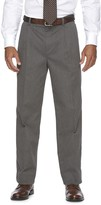 Croft & Barrow Big & Tall Straight-Fit Easy-Care Stretch Pleated Pants