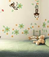 Wee Gallery Wall Graphics, Mango Tree Monkey