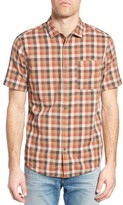 Jeremiah Men's Nomad Reversible Plaid Sport Shirt