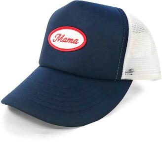 Bun Maternity Mama Trucker Hat