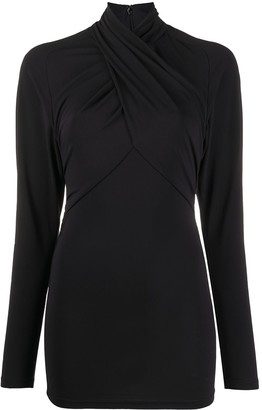 Isabel Marant Twisted Neckline Top