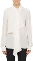 Stella McCartney Bronte Silk Shirt With Tie Neck