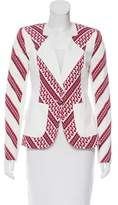 Thakoon Printed Structured Blazer