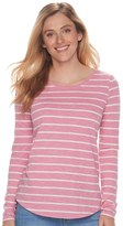 SONOMA Goods for Life Women's SONOMA Goods for LifeTM Striped Tee