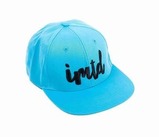 CELEB LOOK WH10 Splash Design Flat Peak Snap Back Baseball Cap Hat Holiday Beach Wear (Turquoise ONE Size)