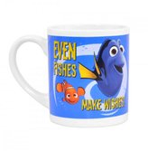 Disney Finding Dory Official Nemo & Dory Even Fishes Make Wishes Ceramic Mug