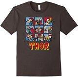 Marvel Classic Thor Battle Scenes Graphic T-Shirt
