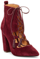 Joe's Jeans Joe&s Jeans Hanna Lace-Up Bootie