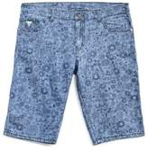 GUESS Boy's Floral Denim Shorts (8-18)