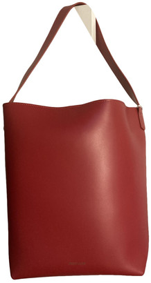 Frenzlauer Red Leather Handbags