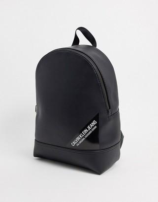 Calvin Klein Jeans stitch campus backpack 40l