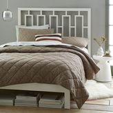 west elm Window Bed - White