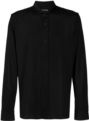 Tom Ford Tailored Jersey Shirt