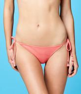 Cape Juby Ribbed Side Tie Bikini Bottom
