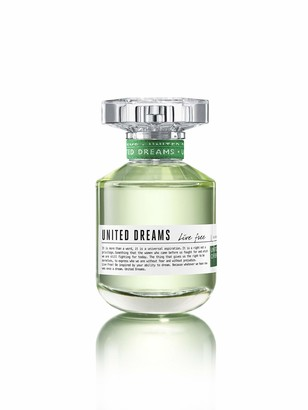 Benetton United Dreams Live Free Eau de Toilette Spray for Women