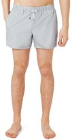 Topman Men's Marl Print Swim Trunks