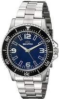 Seapro Men's SP5332 Analog Display Quartz Silver Watch