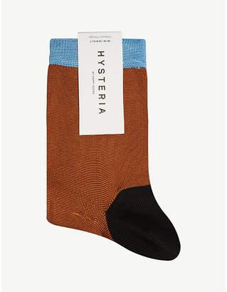 Hysteria By Happy Socks grace ankle sock