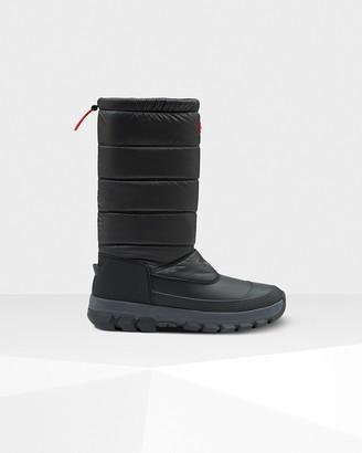 Hunter Men's Original Insulated Tall Snow Boots