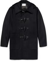 Sandro - Wool-blend Duffle Coat