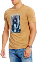 Daniel Cremieux Jeans Retro Waves Short-Sleeve Graphic Tee