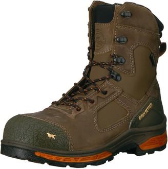 "Irish Setter Work Men's Kasota 8"" Waterproof Safety Toe Work Boot"