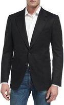 Tom Ford Shelton Base Cashmere Cardigan Jacket