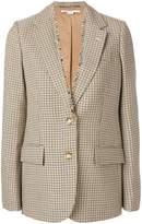 Stella McCartney long fit distressed blazer
