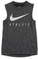 Nike Boy's Athletic Breathe(TM) Dri-Fit Tank