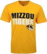 Colosseum Men's Missouri Tigers Wordmark Stack T-Shirt