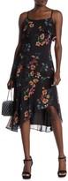 Rachel Roy Luce Floral Ruffle Tier Dress