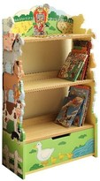 The Well Appointed House Teamson Design Happy Farm Bookshelf for Kids