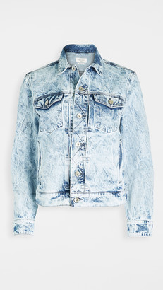 Rag & Bone Shrunken Trucker Jacket