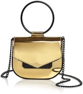Nasty Gal Ring Leader Metallic Crossbody - 100% Exclusive