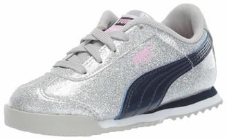 Puma Girls' Roma Sneaker