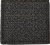Loewe Black Anagram Bifold Wallet