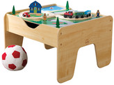 Kid Kraft Activity 2-in-1 Kids Square Lego/Train Table