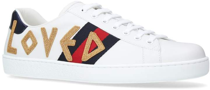 Gucci New Ace Loved Sneakers