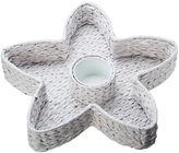 Global Amici Capri Starfish Chip N Dip Basket