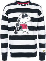 Vans x Peanuts Joe Cool crew neck sweatshirt - unisex - Cotton/Polyester - S