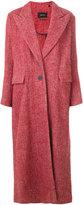 Isabel Marant - long Euart coat