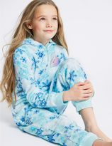 Marks and Spencer Disney FrozenTM Hooded Onesie (2-10 Years)