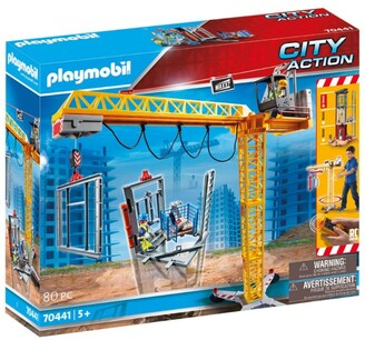 Playmobil City Action Crane