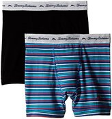 Tommy Bahama Men's Stretch Boxer Brief, Pack of Two