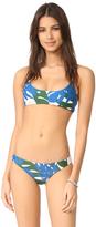 Mikoh Hermosa Basic Scoop Bikini Top